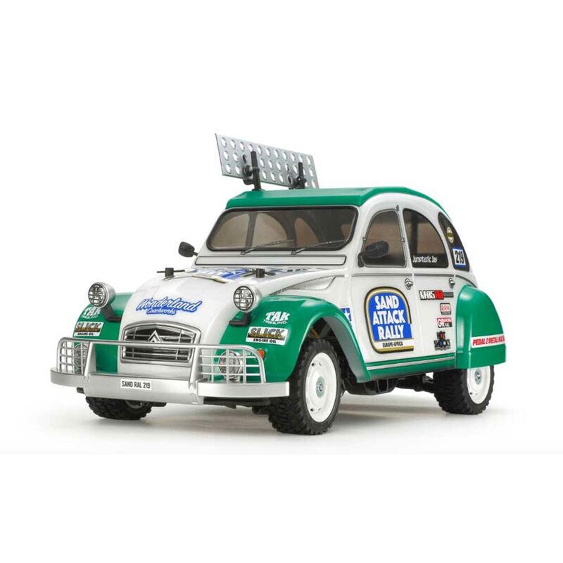 1/10 Citroen 2 CV Rally 2WD M-05Ra Kit