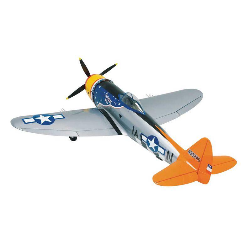"""Giant P-47D Thunderbolt 2.6-4.0 Gas ARF, 85"""""""