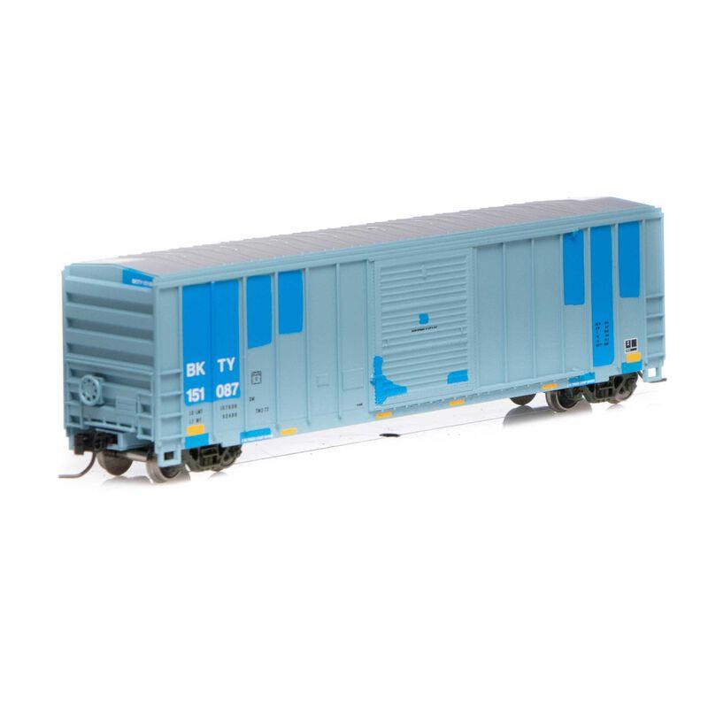N 50' FMC 5347 Box UP BKTY #151087