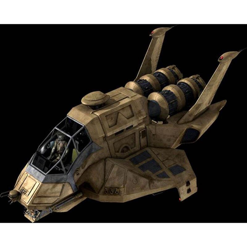 Battlestar Galactica Raptor 1 32