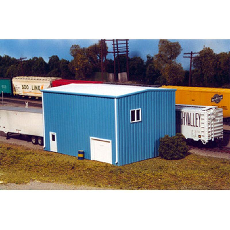 HO KIT Yard Office