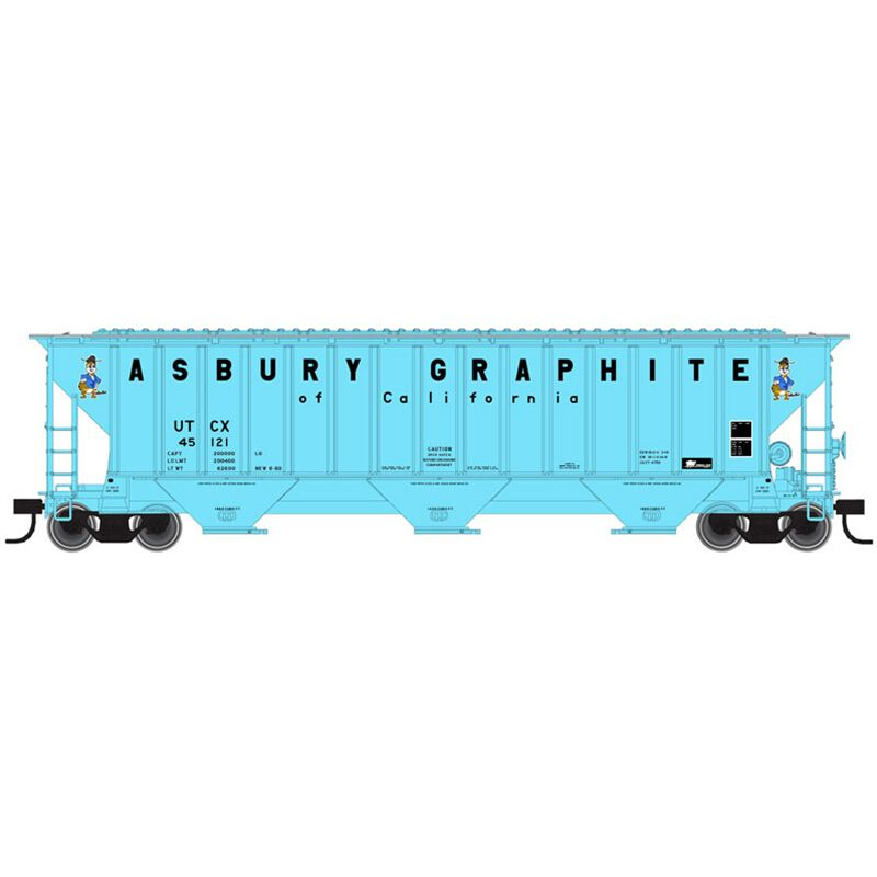 N TM Thrall 4750 CovHop UCTX Asbury Graphite #45123