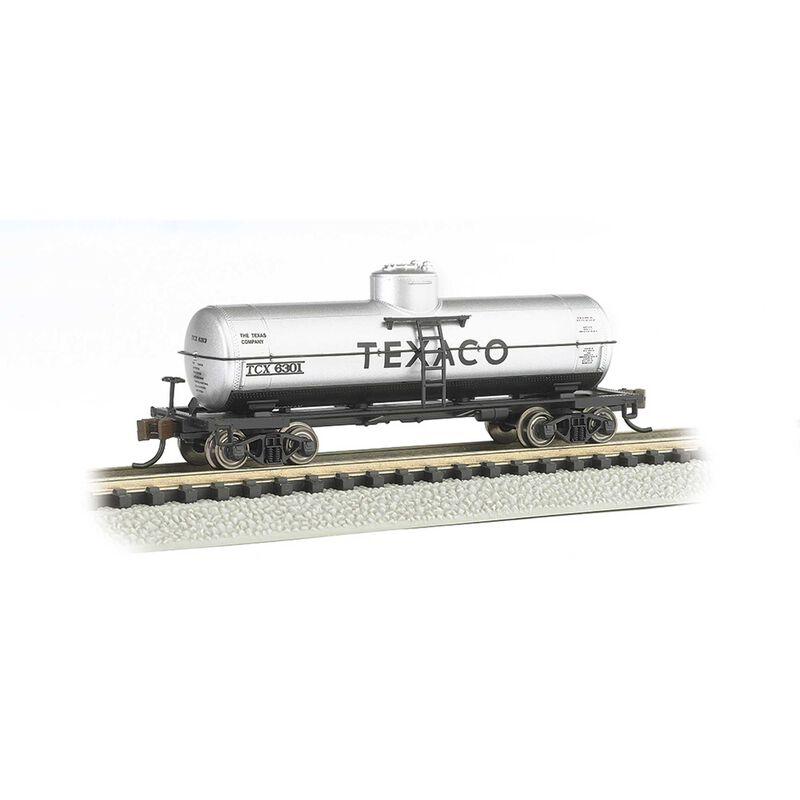 "N 36'6"" 1-Dome Tank Texaco #6301"