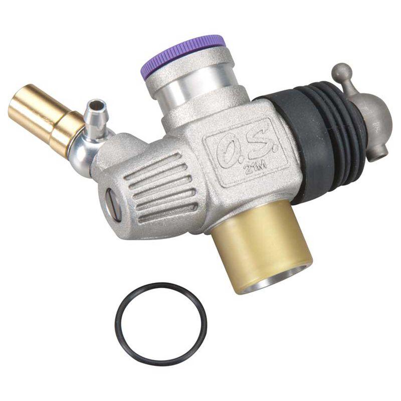 Carburetor 21M: 21XZ-R VII