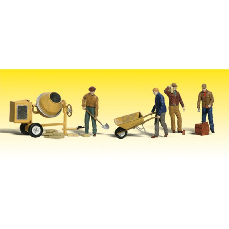 O Masonry Workers