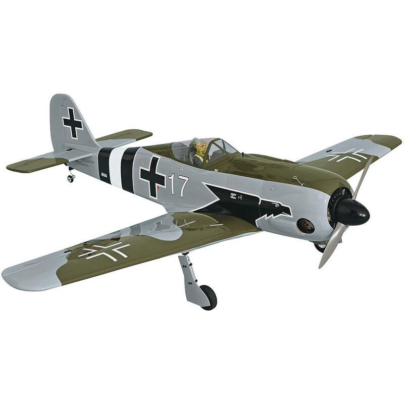 Focke-Wulf FW 190 .46-.55 GP EP ARF