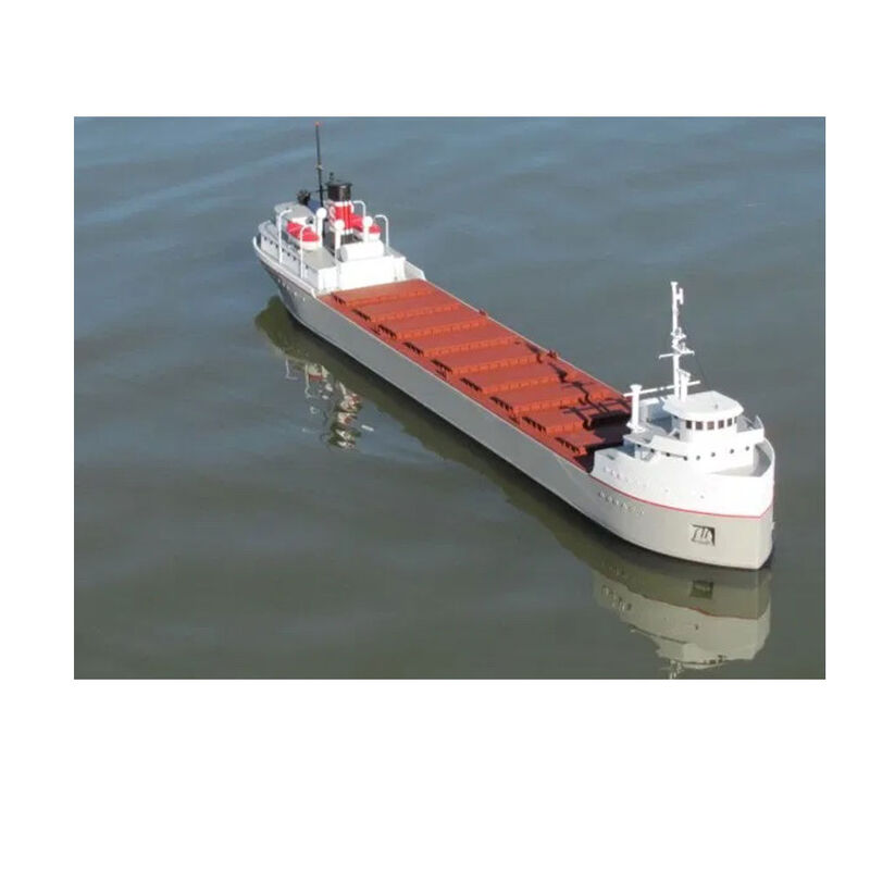 Great Lakes Freighter Boat Kit, 46""