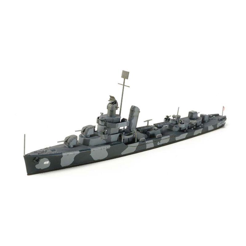 1/700 Navy Destroyer DD412 Hammann