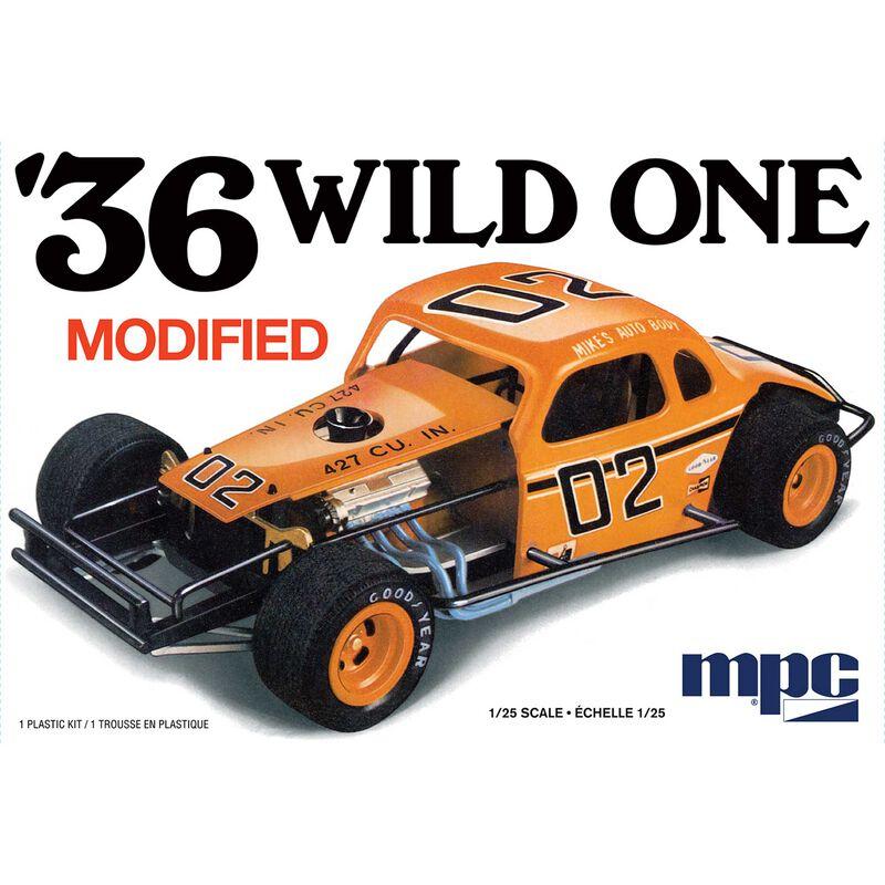 1/25 1936 Wild One Modified