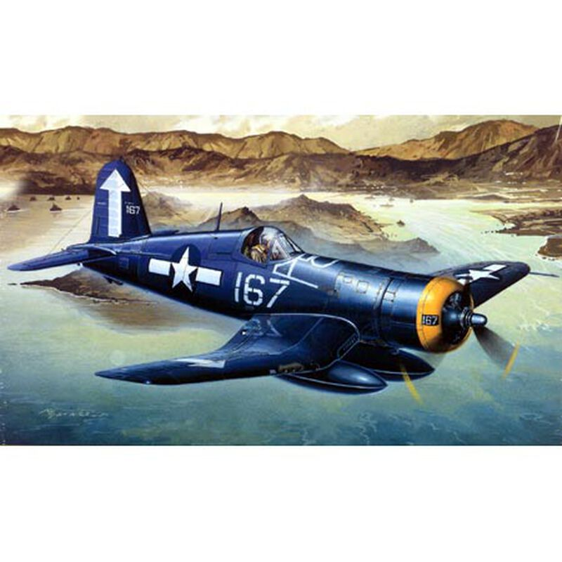 1/48 Vought F4U1D Corsair