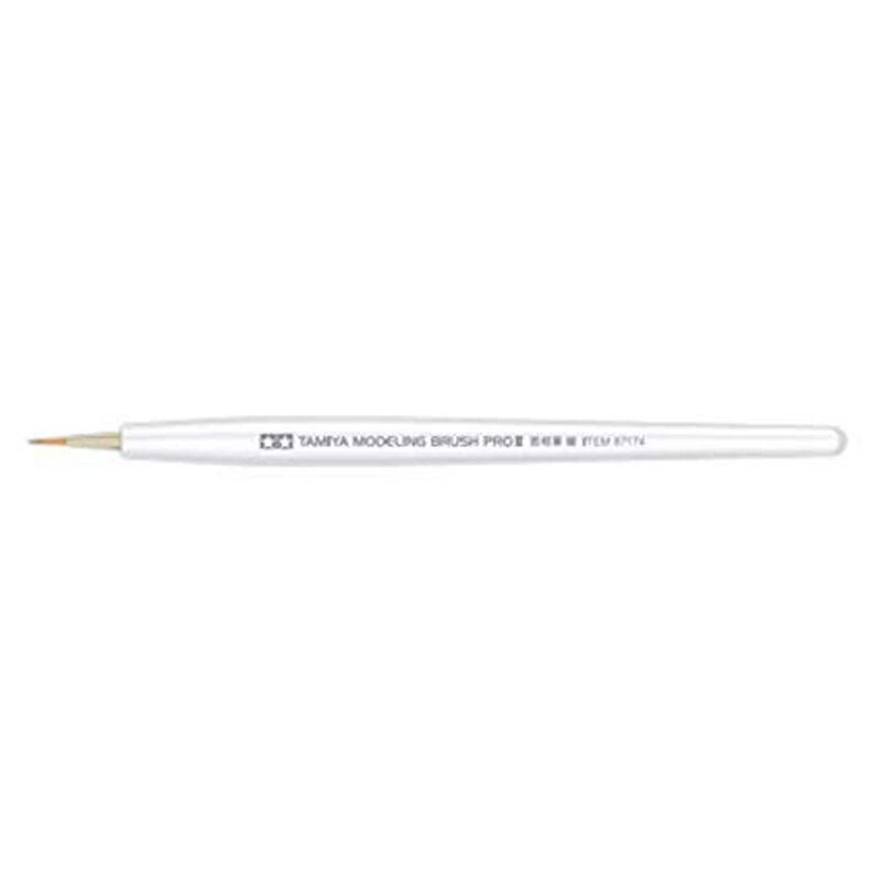 Modeling Pointed Brush PRO II Fine