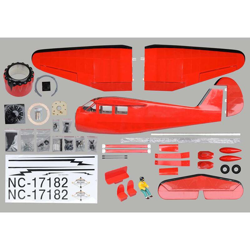 "Stinson Reliant GP EP Gas ARF 67.7"""