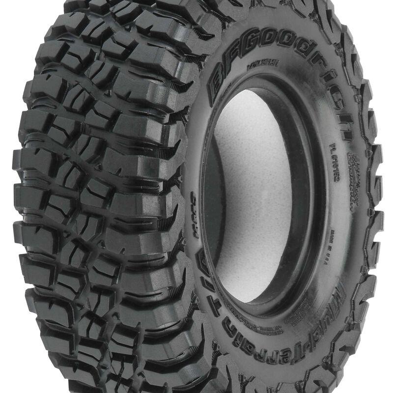 """BFG KM3 1.9"""" (4.19""""OD) G8 Tires F R"""