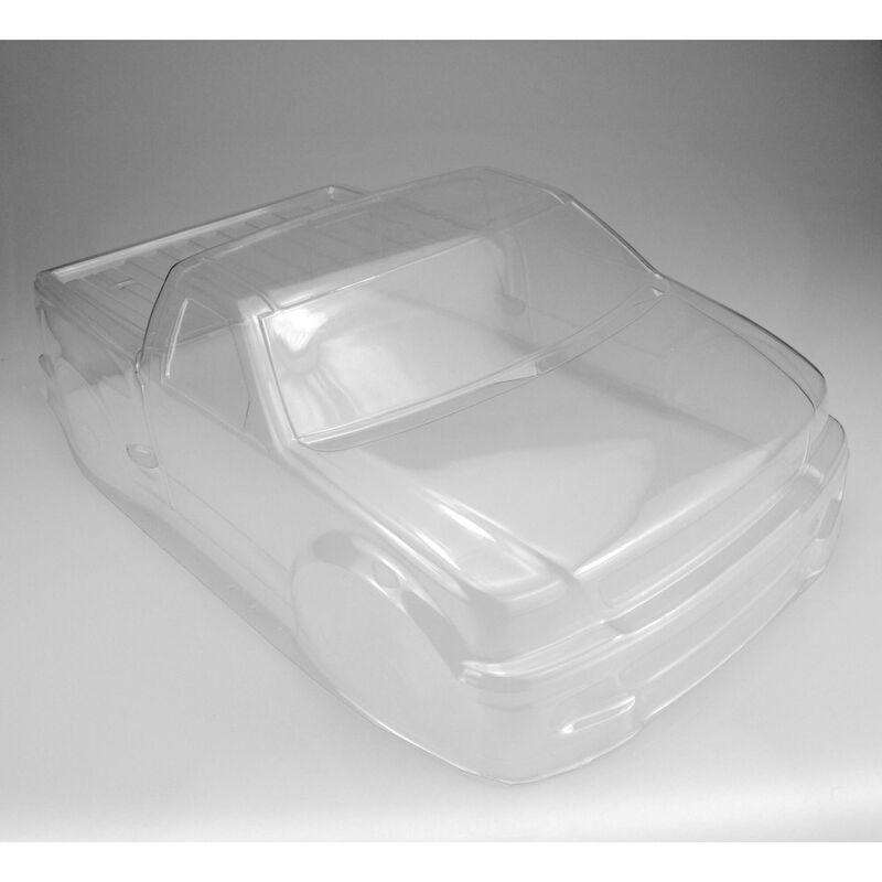 1/10 1999 Ford Lightning Clear Body: Scalpel Slash