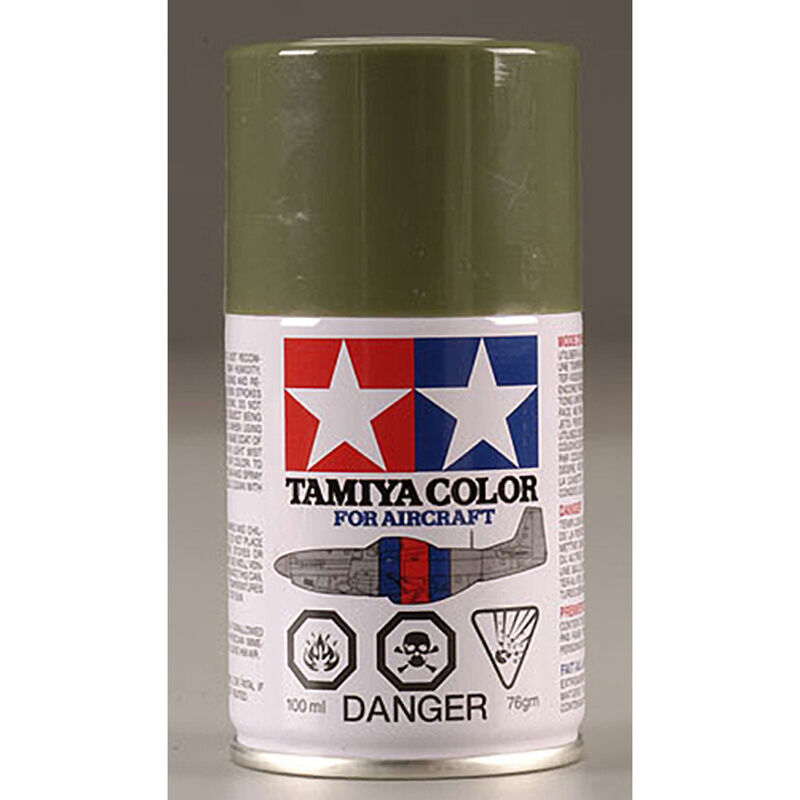 Aircraft Spray Paint AS-14 Olive Green (USAF) 100ml