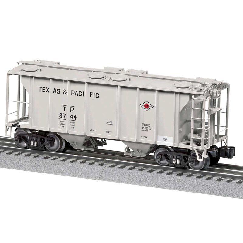 O PS-2 Hopper Texas & Pacific #8744