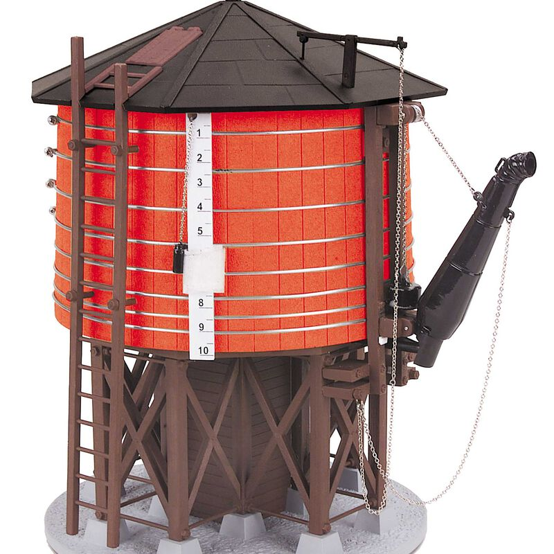 O Operating Water Tower