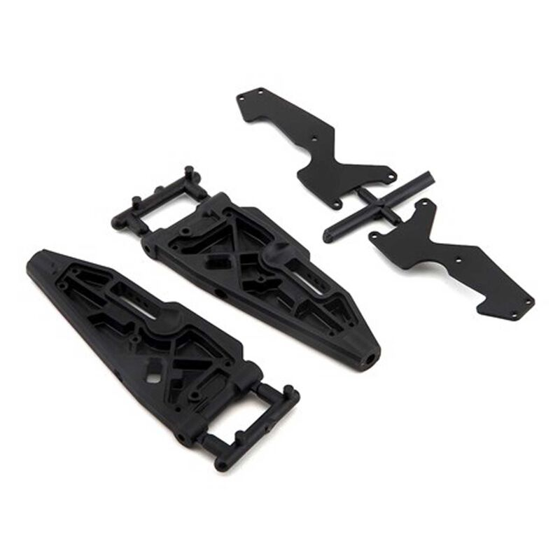 Front Lower Suspension Arm L/F: X8T E