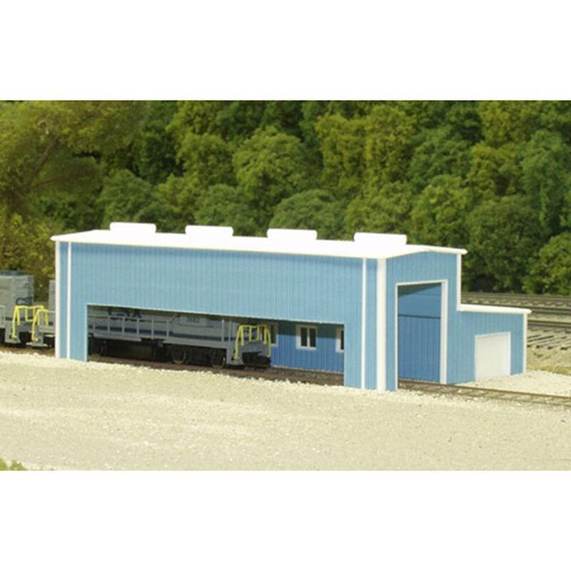 N KIT Atkinson Engine Facility