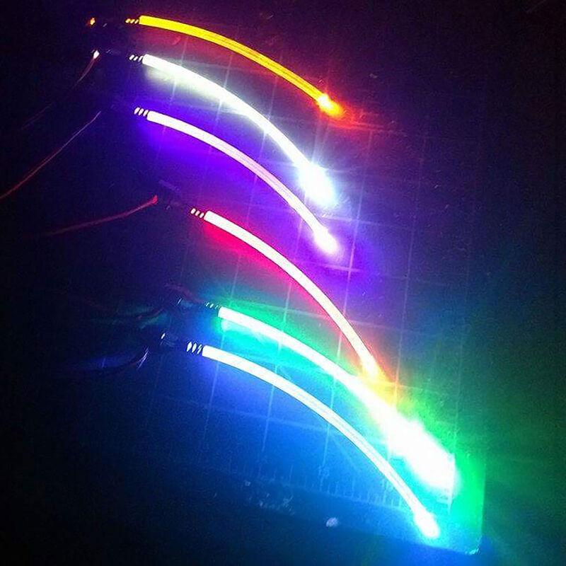 Purple Night SABER LED Light