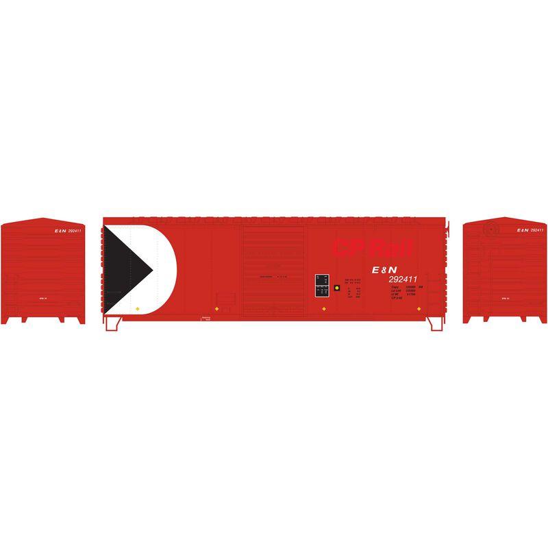 HO RTR 40' Modernized Box E&N ex CP #292411