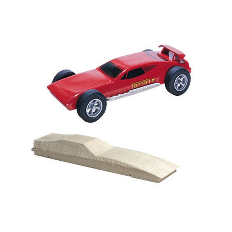 Pre-Cut Designs, Ferrari