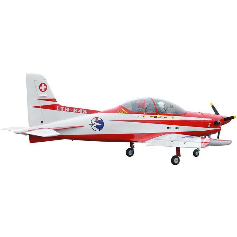 """PC-21 Pilatus Mk2 GP EP Gas ARF 69.7"""""""