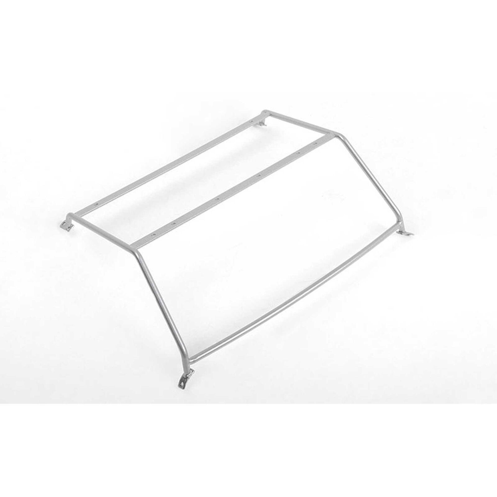 Exterior Steel RollCage-VS4-10 Origin Halfcab Slvr