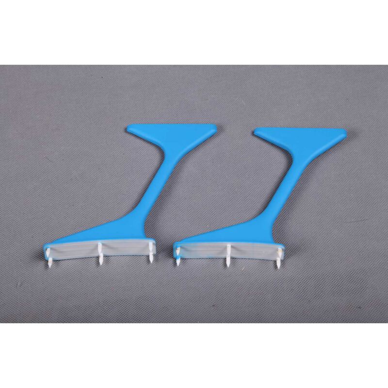 Wing Strut: Stagger 1100mm, Blue