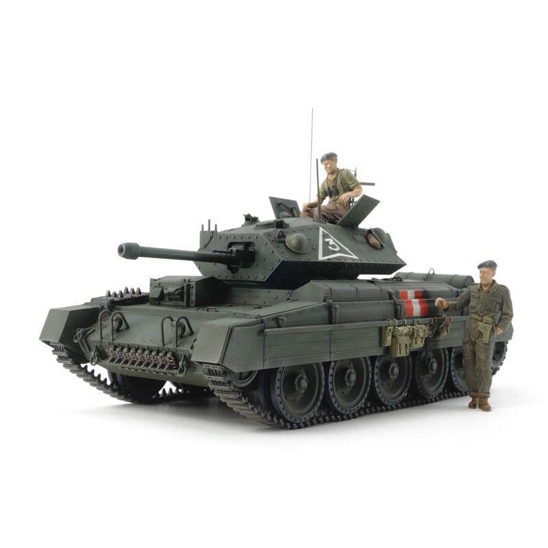 1 35 British Mk.VI Crusader Mk.III Cruiser Tank