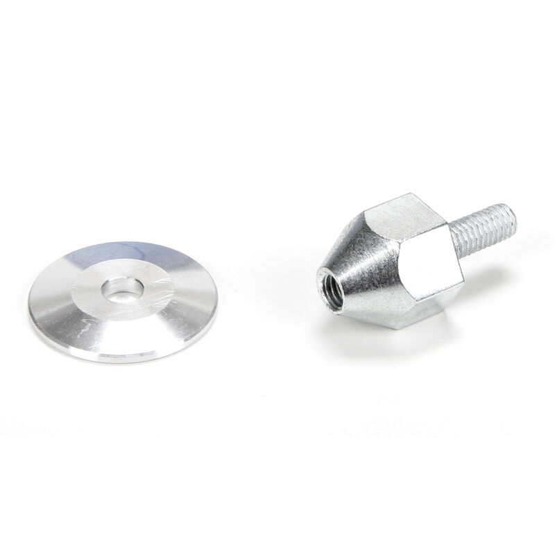 Propeller Nut & Washer: Power 180