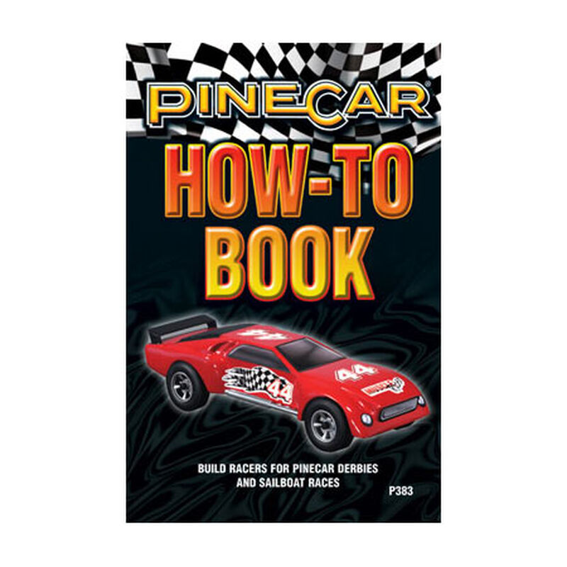 PineCar How To Book & Design for Speed Book