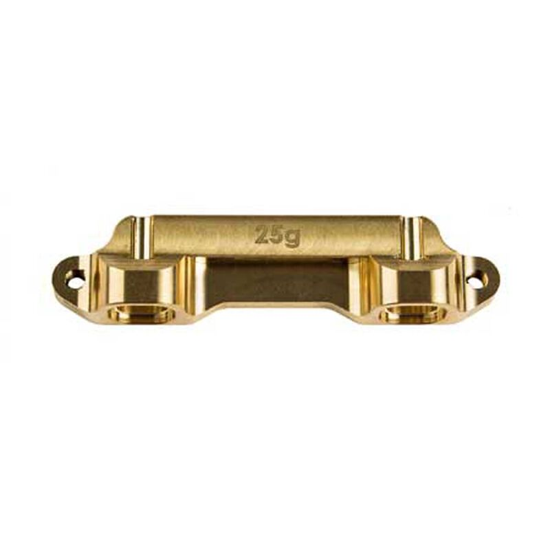 Factory Team B6 Brass Arm Mount C 25g: B6