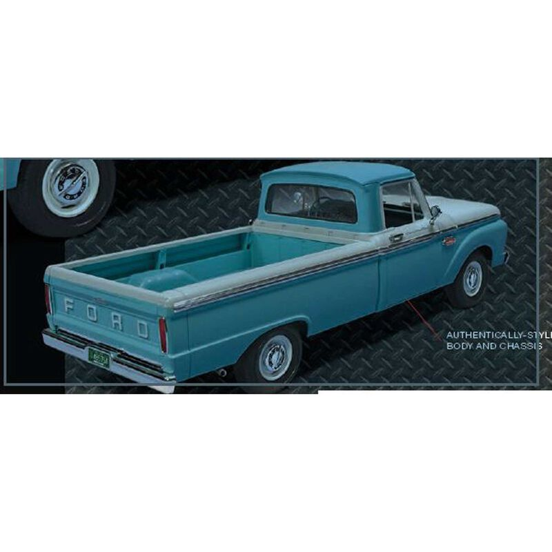 1/25 1965 Ford Custom Cab Styleside Pickup