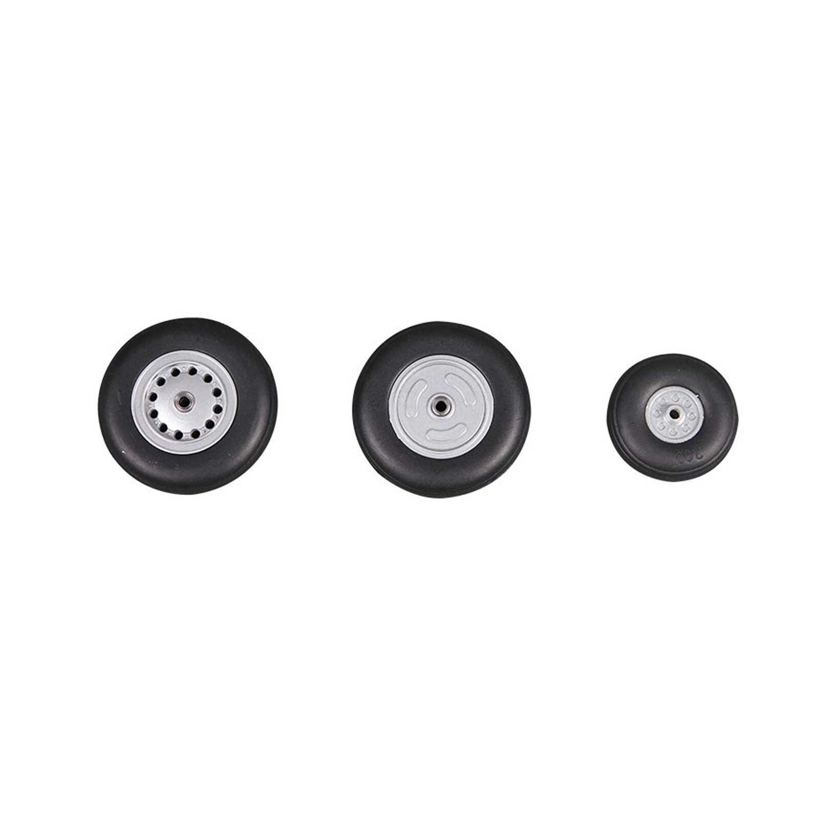 Wheel Set: A-10 V2 70mm EDF PNP