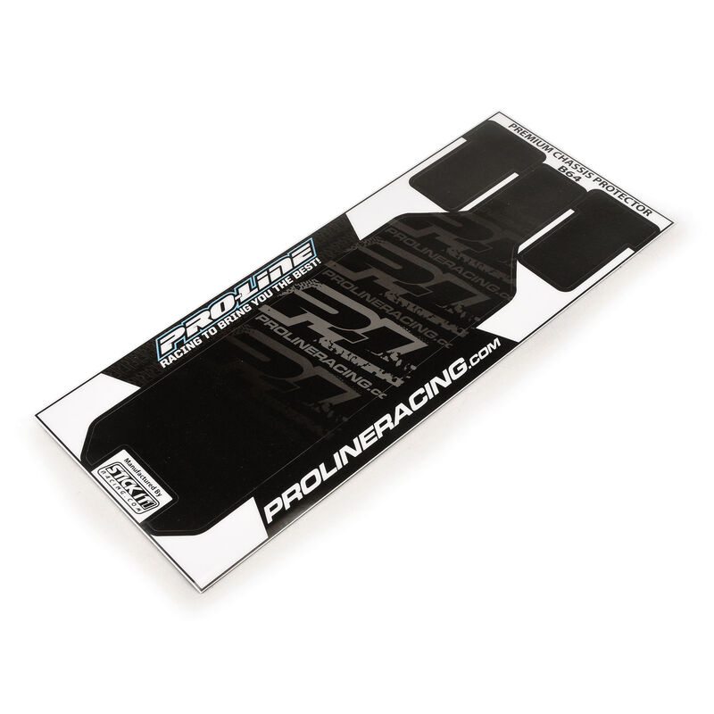 Pro-Line Black Chassis Protector: B64