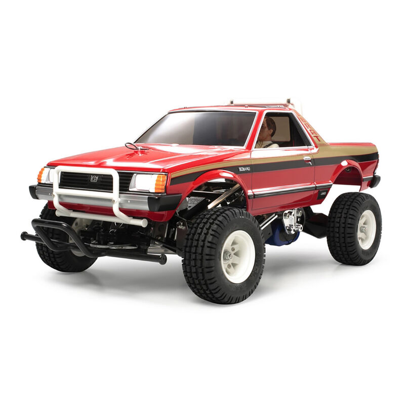 1/10 Subaru Brat Off-Road 2WD Monster Truck Kit