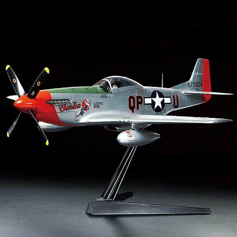 1/32 P-51D Mustang Scale Model Kit