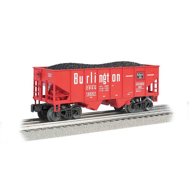 N 55-Ton 2-Bay Hopper CB&Q