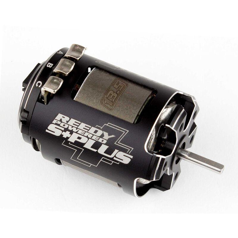Reedy S-Plus Spec Class 1-2S Sensored Brushless Motor, 13.5T