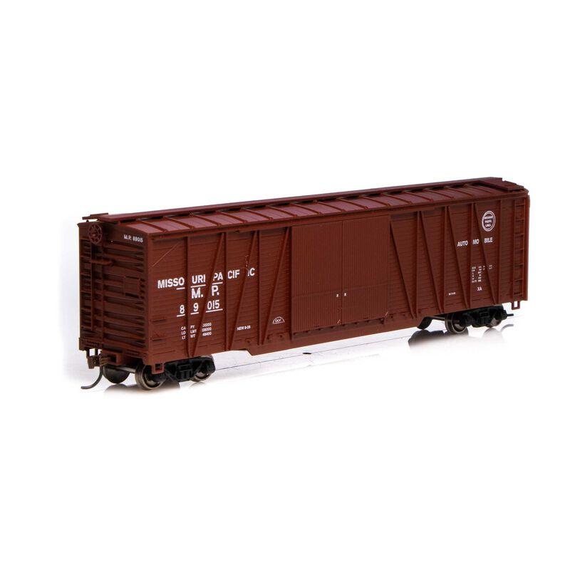 HO RTR 50' Single Sheathed Box MP #89015