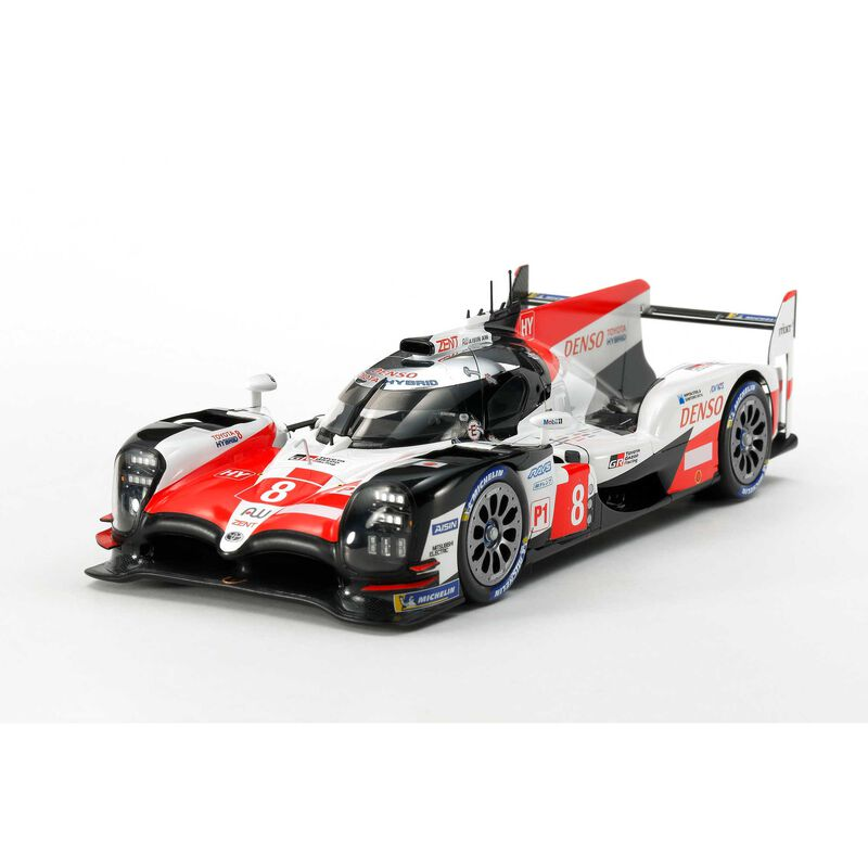 1/24 Toyota Gazoo Racing TS050 Hybrid Kit