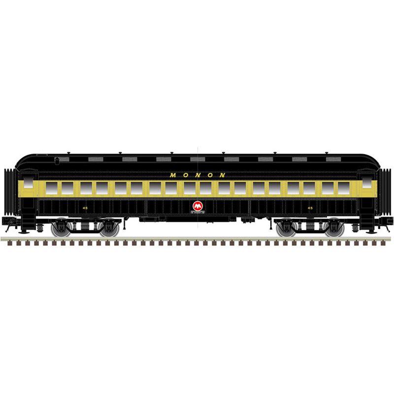 N Trainman 60' Coach MONON #41