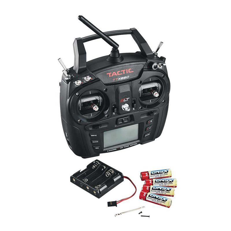 TTX660 6-Channel FHSS Transmitter