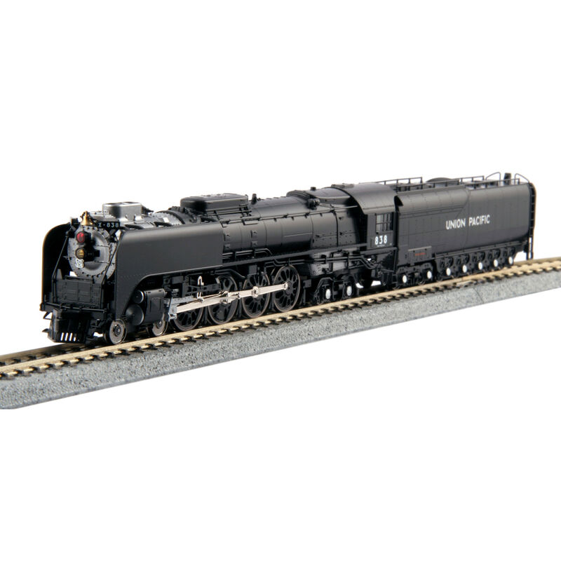 N FEF-3 DCC Freight UP #838