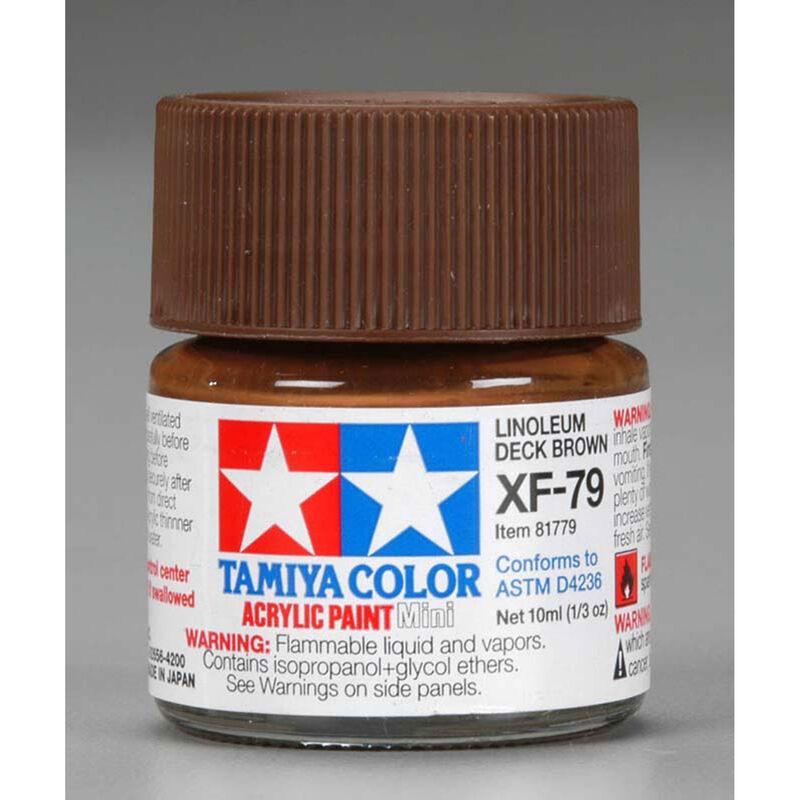 Acrylic Mini XF79, L Deck Brn