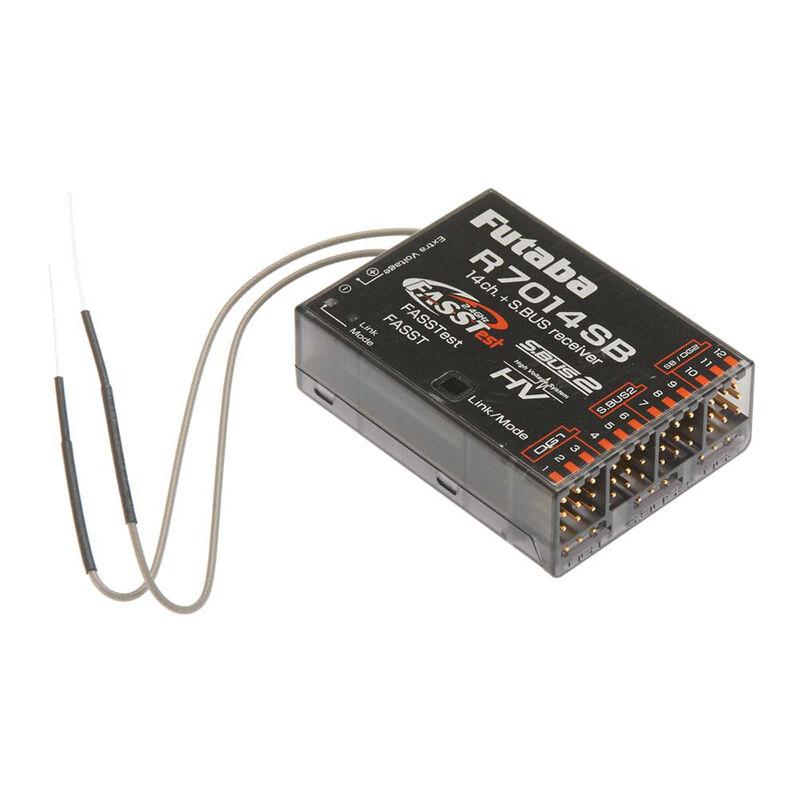 R7014SB 14-Channel FASSTest FASST Receiver