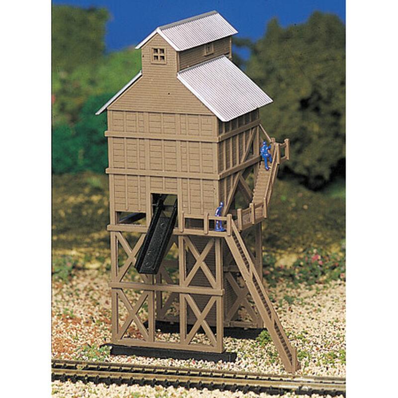 N Built Up Coaling Station