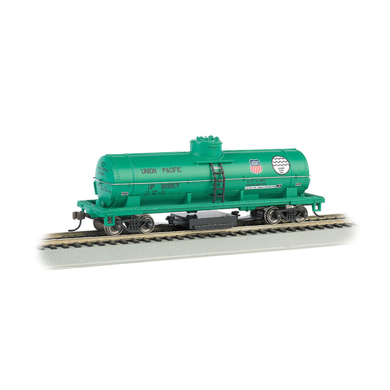 HO Track Cleaning Tank Car, UP/Potable Water