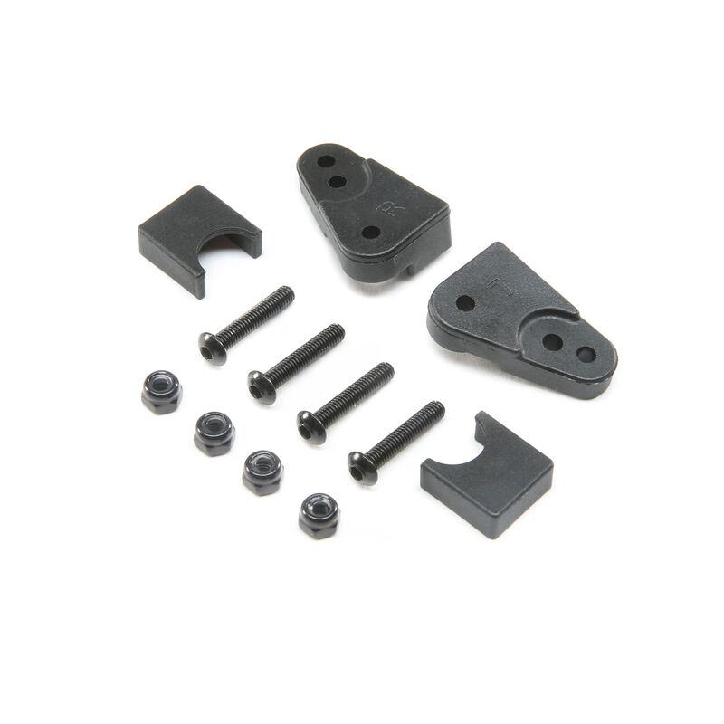 Upper Link Riser Set with Hardware: ASN